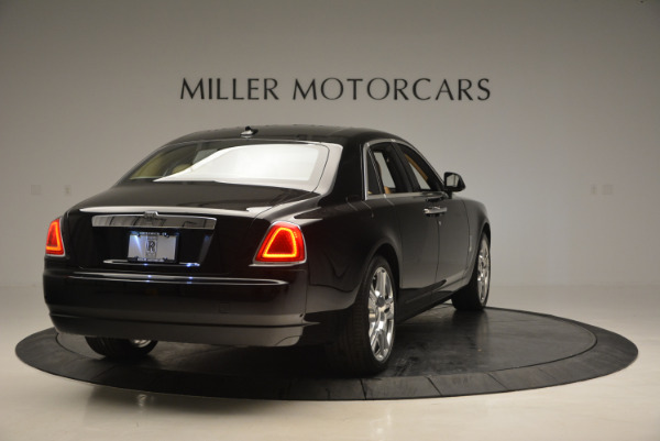 Used 2016 Rolls-Royce Ghost for sale Sold at Aston Martin of Greenwich in Greenwich CT 06830 8