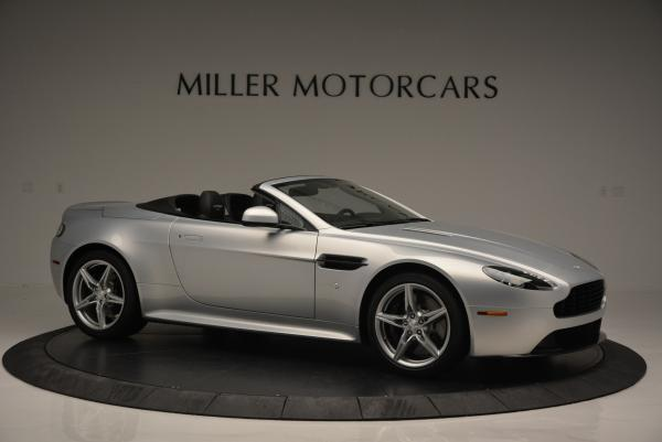 New 2016 Aston Martin V8 Vantage GTS Roadster for sale Sold at Aston Martin of Greenwich in Greenwich CT 06830 10