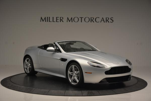 New 2016 Aston Martin V8 Vantage GTS Roadster for sale Sold at Aston Martin of Greenwich in Greenwich CT 06830 11