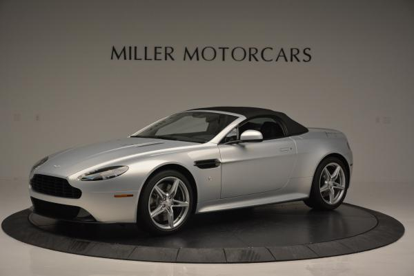 New 2016 Aston Martin V8 Vantage GTS Roadster for sale Sold at Aston Martin of Greenwich in Greenwich CT 06830 14