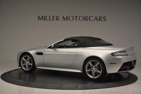 New 2016 Aston Martin V8 Vantage GTS Roadster for sale Sold at Aston Martin of Greenwich in Greenwich CT 06830 15