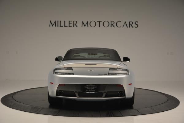 New 2016 Aston Martin V8 Vantage GTS Roadster for sale Sold at Aston Martin of Greenwich in Greenwich CT 06830 16