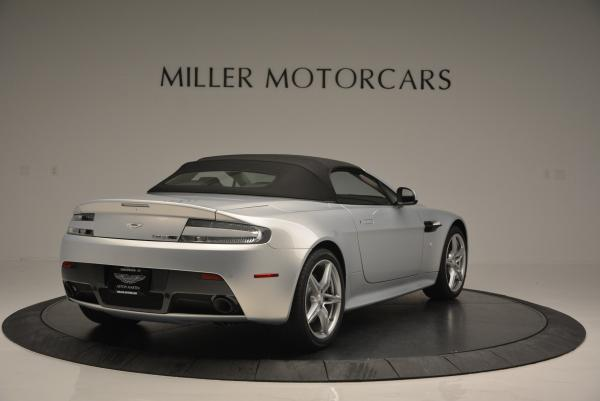 New 2016 Aston Martin V8 Vantage GTS Roadster for sale Sold at Aston Martin of Greenwich in Greenwich CT 06830 17
