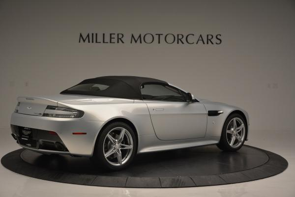 New 2016 Aston Martin V8 Vantage GTS Roadster for sale Sold at Aston Martin of Greenwich in Greenwich CT 06830 18
