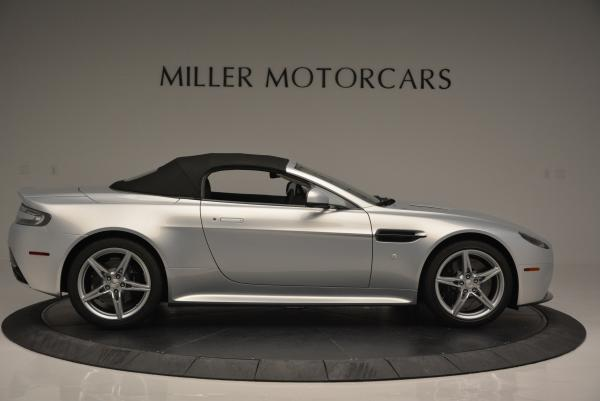 New 2016 Aston Martin V8 Vantage GTS Roadster for sale Sold at Aston Martin of Greenwich in Greenwich CT 06830 19