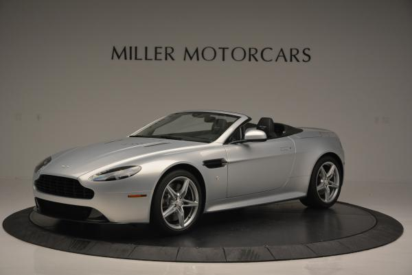 New 2016 Aston Martin V8 Vantage GTS Roadster for sale Sold at Aston Martin of Greenwich in Greenwich CT 06830 2