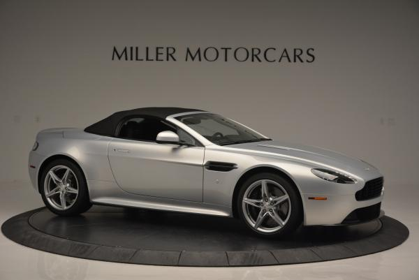 New 2016 Aston Martin V8 Vantage GTS Roadster for sale Sold at Aston Martin of Greenwich in Greenwich CT 06830 20