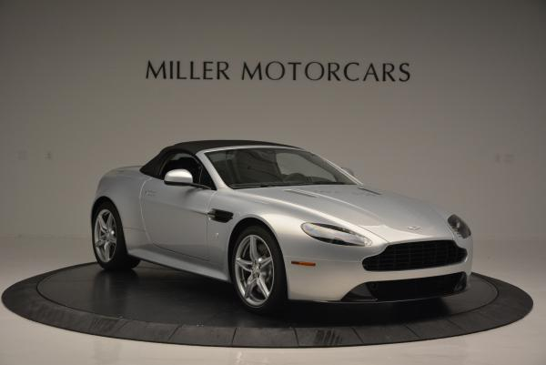 New 2016 Aston Martin V8 Vantage GTS Roadster for sale Sold at Aston Martin of Greenwich in Greenwich CT 06830 21