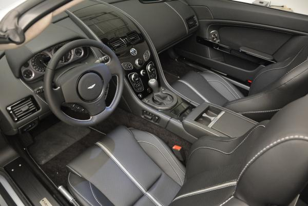 New 2016 Aston Martin V8 Vantage GTS Roadster for sale Sold at Aston Martin of Greenwich in Greenwich CT 06830 23