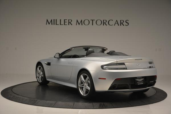 New 2016 Aston Martin V8 Vantage GTS Roadster for sale Sold at Aston Martin of Greenwich in Greenwich CT 06830 5