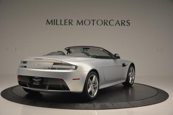 New 2016 Aston Martin V8 Vantage GTS Roadster for sale Sold at Aston Martin of Greenwich in Greenwich CT 06830 7