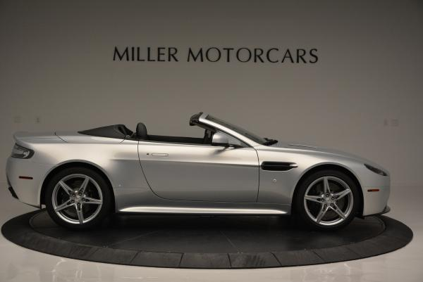 New 2016 Aston Martin V8 Vantage GTS Roadster for sale Sold at Aston Martin of Greenwich in Greenwich CT 06830 9