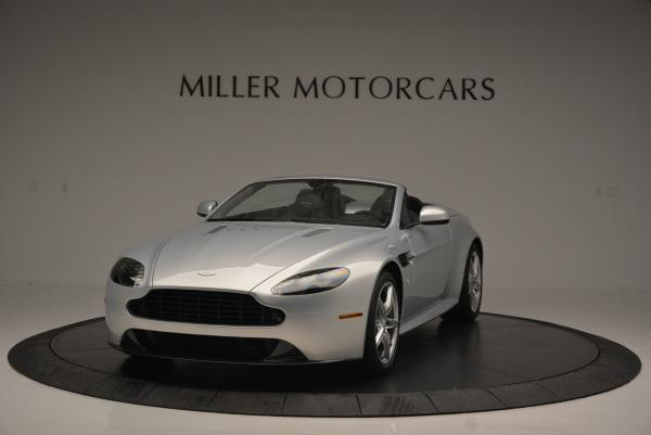 New 2016 Aston Martin V8 Vantage GTS Roadster for sale Sold at Aston Martin of Greenwich in Greenwich CT 06830 1