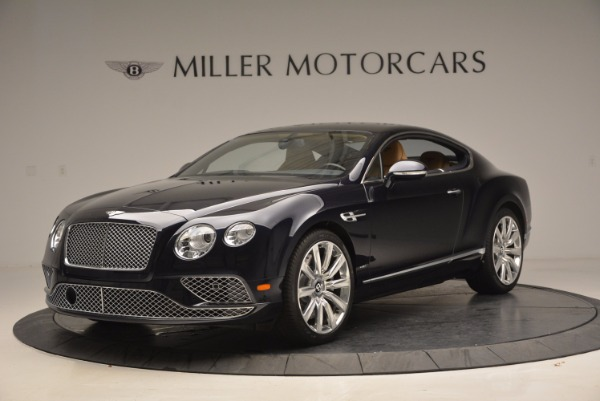 New 2017 Bentley Continental GT W12 for sale Sold at Aston Martin of Greenwich in Greenwich CT 06830 2