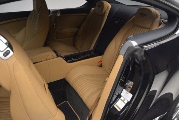 New 2017 Bentley Continental GT W12 for sale Sold at Aston Martin of Greenwich in Greenwich CT 06830 23
