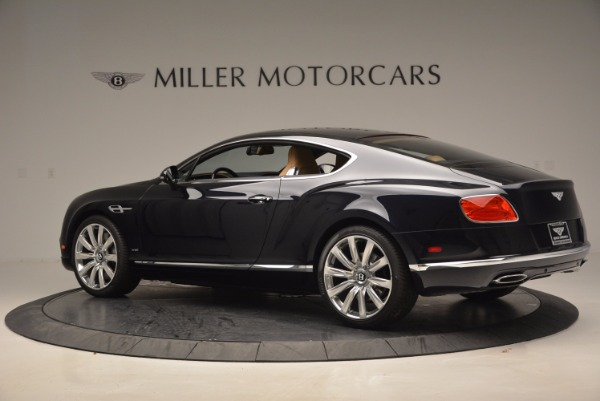 New 2017 Bentley Continental GT W12 for sale Sold at Aston Martin of Greenwich in Greenwich CT 06830 4