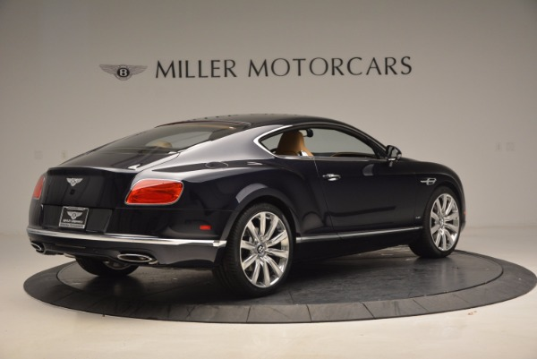 New 2017 Bentley Continental GT W12 for sale Sold at Aston Martin of Greenwich in Greenwich CT 06830 8