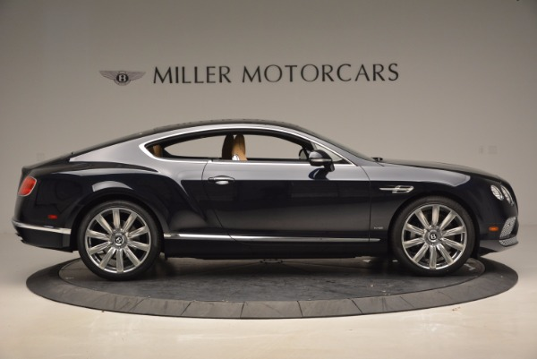 New 2017 Bentley Continental GT W12 for sale Sold at Aston Martin of Greenwich in Greenwich CT 06830 9
