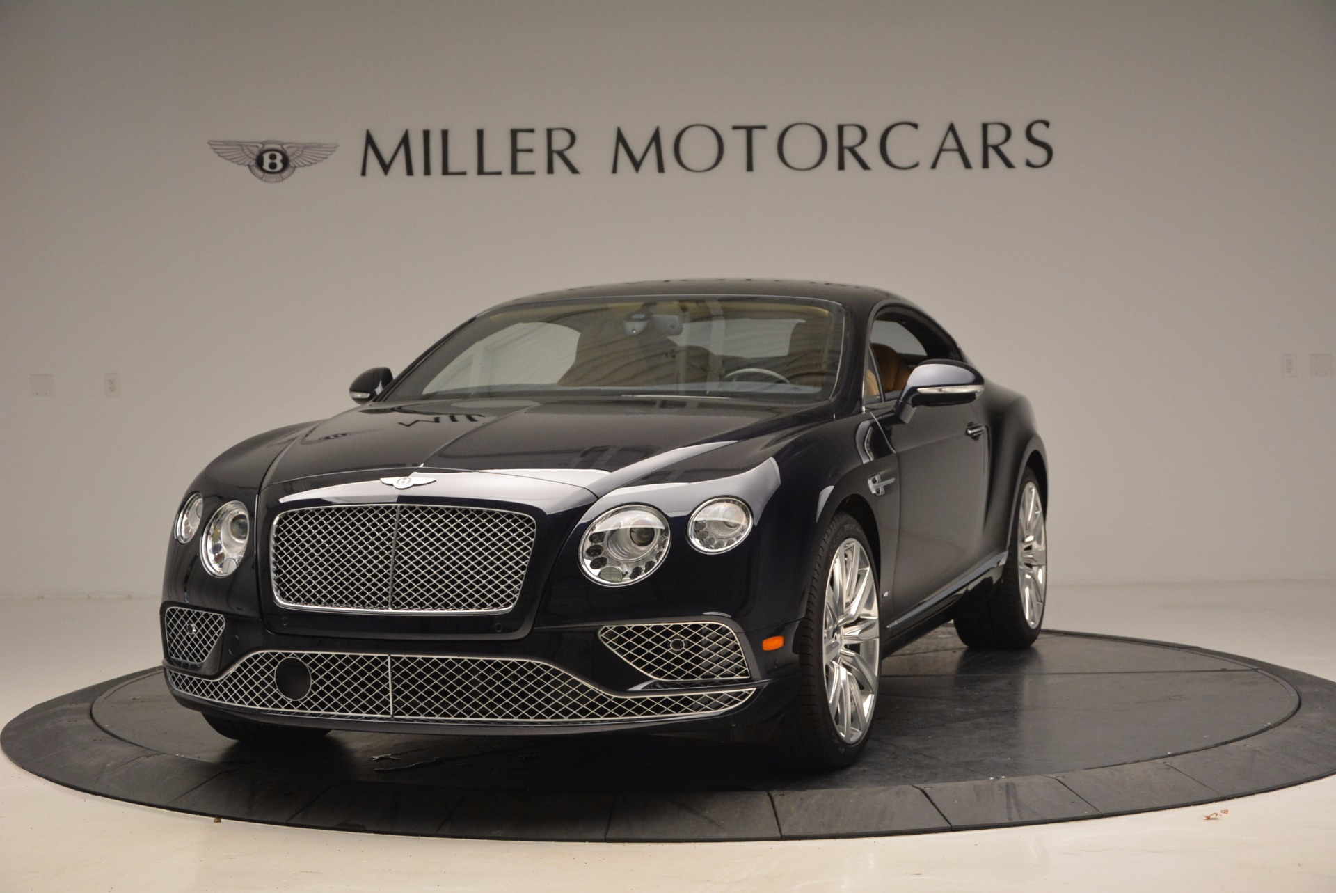 New 2017 Bentley Continental GT W12 for sale Sold at Aston Martin of Greenwich in Greenwich CT 06830 1
