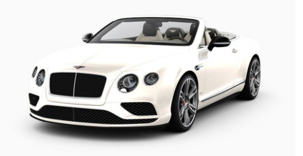 New 2017 Bentley Continental GT V8 S for sale Sold at Aston Martin of Greenwich in Greenwich CT 06830 1