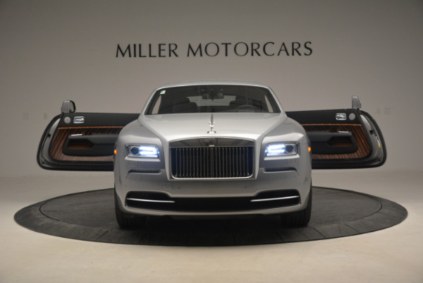 Used 2015 Rolls-Royce Wraith for sale Sold at Aston Martin of Greenwich in Greenwich CT 06830 15