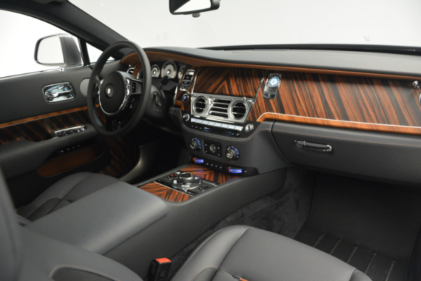 Used 2015 Rolls-Royce Wraith for sale Sold at Aston Martin of Greenwich in Greenwich CT 06830 26