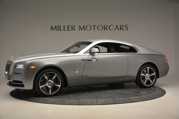 Used 2015 Rolls-Royce Wraith for sale Sold at Aston Martin of Greenwich in Greenwich CT 06830 4