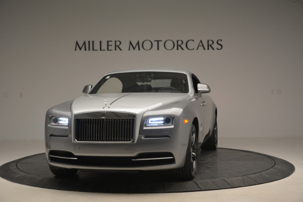 Used 2015 Rolls-Royce Wraith for sale Sold at Aston Martin of Greenwich in Greenwich CT 06830 1