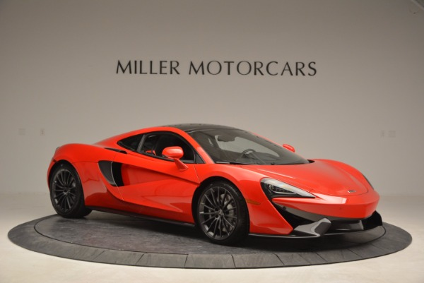 Used 2017 McLaren 570GT Coupe for sale Sold at Aston Martin of Greenwich in Greenwich CT 06830 10