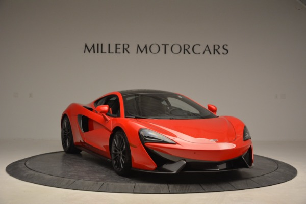 Used 2017 McLaren 570GT Coupe for sale Sold at Aston Martin of Greenwich in Greenwich CT 06830 11