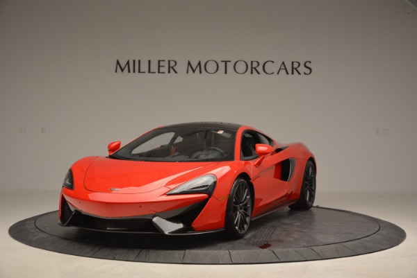 Used 2017 McLaren 570GT Coupe for sale Sold at Aston Martin of Greenwich in Greenwich CT 06830 2