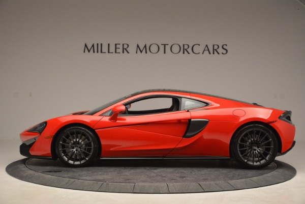 Used 2017 McLaren 570GT Coupe for sale Sold at Aston Martin of Greenwich in Greenwich CT 06830 3