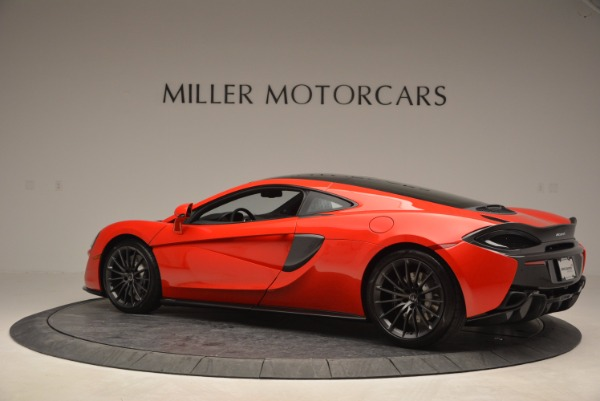 Used 2017 McLaren 570GT Coupe for sale Sold at Aston Martin of Greenwich in Greenwich CT 06830 4