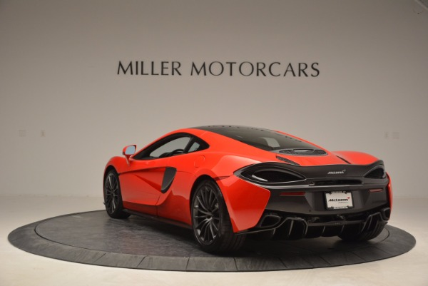 Used 2017 McLaren 570GT Coupe for sale Sold at Aston Martin of Greenwich in Greenwich CT 06830 5