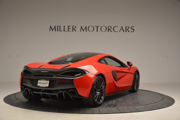 Used 2017 McLaren 570GT Coupe for sale Sold at Aston Martin of Greenwich in Greenwich CT 06830 7