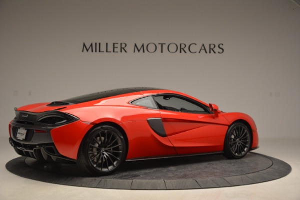 Used 2017 McLaren 570GT Coupe for sale Sold at Aston Martin of Greenwich in Greenwich CT 06830 8