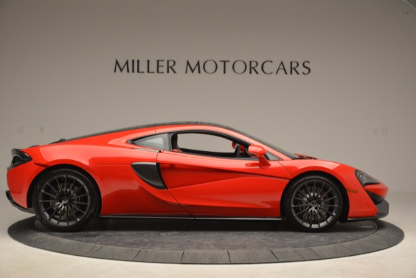 Used 2017 McLaren 570GT Coupe for sale Sold at Aston Martin of Greenwich in Greenwich CT 06830 9