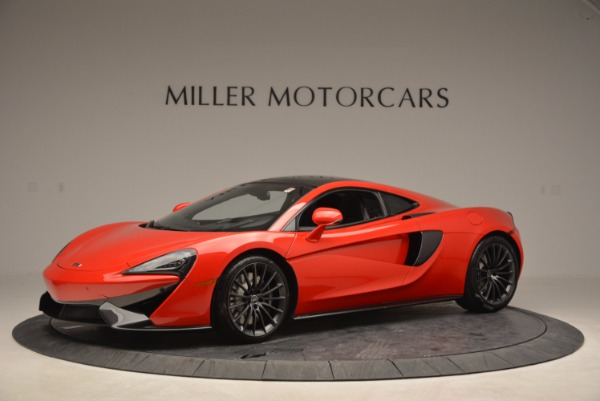 Used 2017 McLaren 570GT Coupe for sale Sold at Aston Martin of Greenwich in Greenwich CT 06830 1