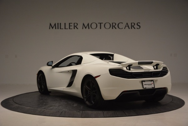Used 2014 McLaren MP4-12C Spider for sale Sold at Aston Martin of Greenwich in Greenwich CT 06830 16