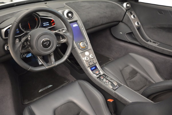 Used 2014 McLaren MP4-12C Spider for sale Sold at Aston Martin of Greenwich in Greenwich CT 06830 26