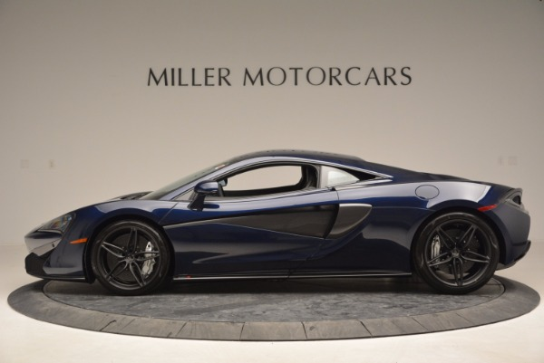 Used 2017 McLaren 570S for sale Sold at Aston Martin of Greenwich in Greenwich CT 06830 3