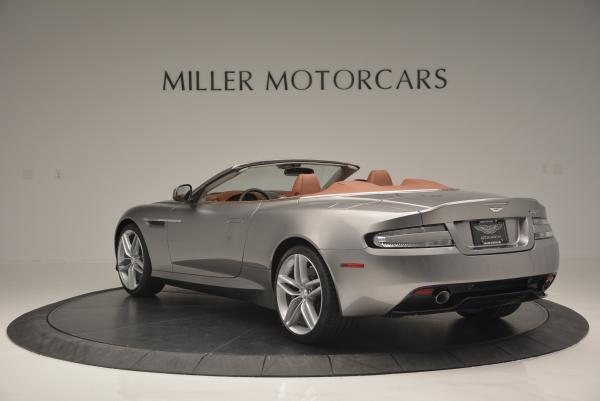 New 2016 Aston Martin DB9 GT Volante for sale Sold at Aston Martin of Greenwich in Greenwich CT 06830 5