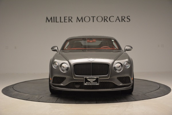 Used 2016 Bentley Continental GT Speed for sale Sold at Aston Martin of Greenwich in Greenwich CT 06830 12
