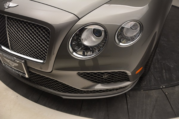 Used 2016 Bentley Continental GT Speed for sale Sold at Aston Martin of Greenwich in Greenwich CT 06830 14