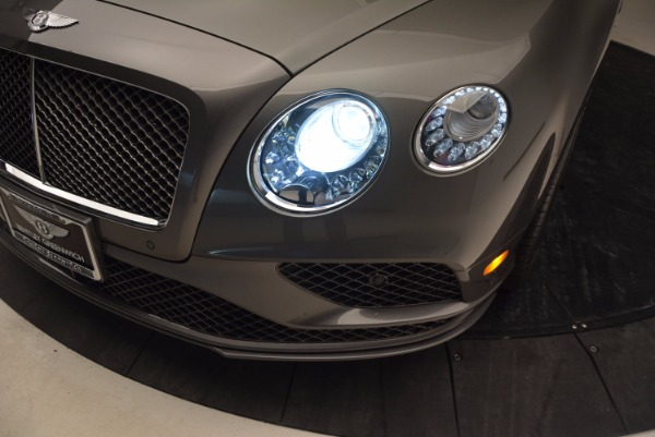 Used 2016 Bentley Continental GT Speed for sale Sold at Aston Martin of Greenwich in Greenwich CT 06830 16