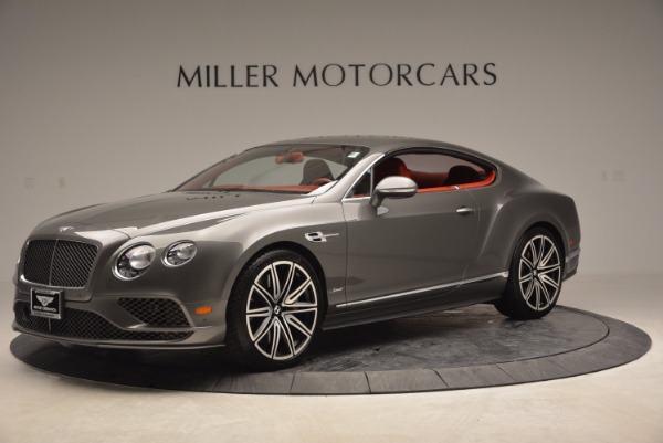 Used 2016 Bentley Continental GT Speed for sale Sold at Aston Martin of Greenwich in Greenwich CT 06830 2
