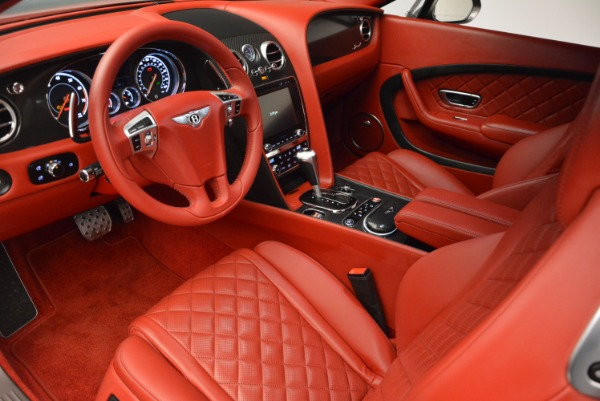 Used 2016 Bentley Continental GT Speed for sale Sold at Aston Martin of Greenwich in Greenwich CT 06830 28
