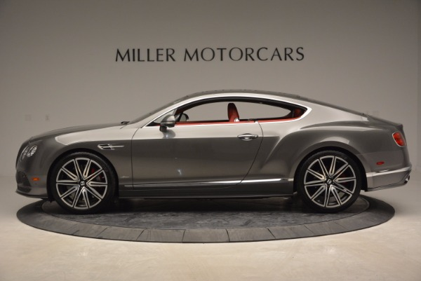 Used 2016 Bentley Continental GT Speed for sale Sold at Aston Martin of Greenwich in Greenwich CT 06830 3