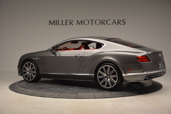 Used 2016 Bentley Continental GT Speed for sale Sold at Aston Martin of Greenwich in Greenwich CT 06830 4