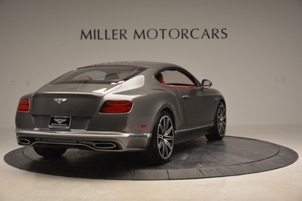 Used 2016 Bentley Continental GT Speed for sale Sold at Aston Martin of Greenwich in Greenwich CT 06830 7